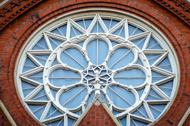 Beyond the Bricks: Outdoor Building Tour of Cincinnati Music Hall Photo #2