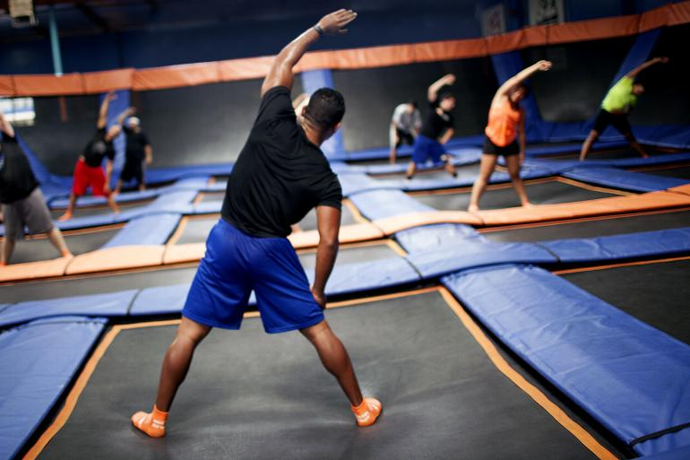 Sky Zone Springdale Photo #8