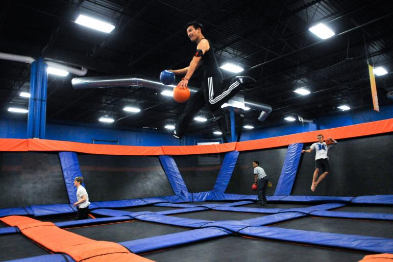 Sky Zone Springdale Photo #4