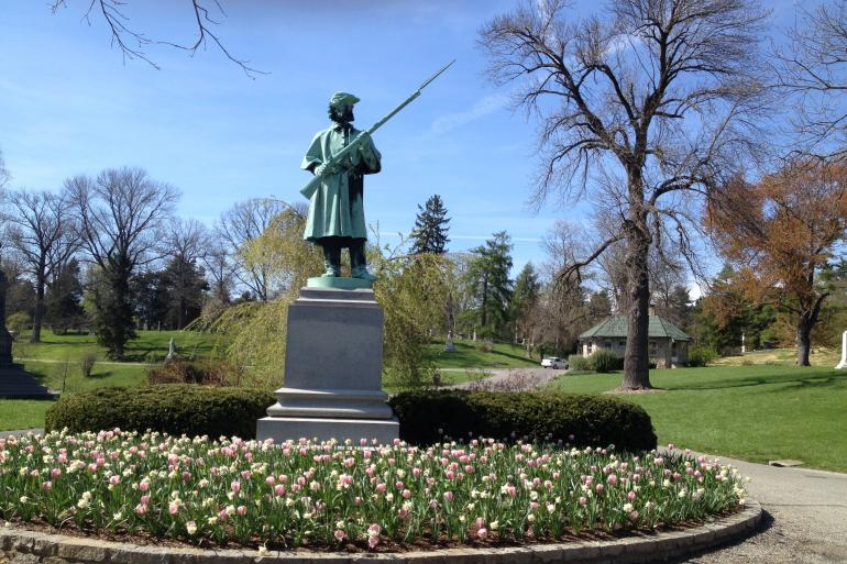 Spring Grove Cemetery and Arboretum Photo #4