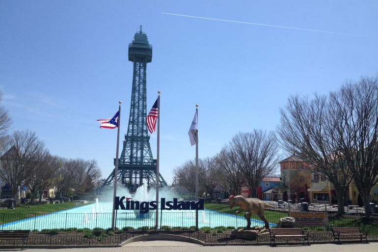 Kings Island Water Park Hours Today
