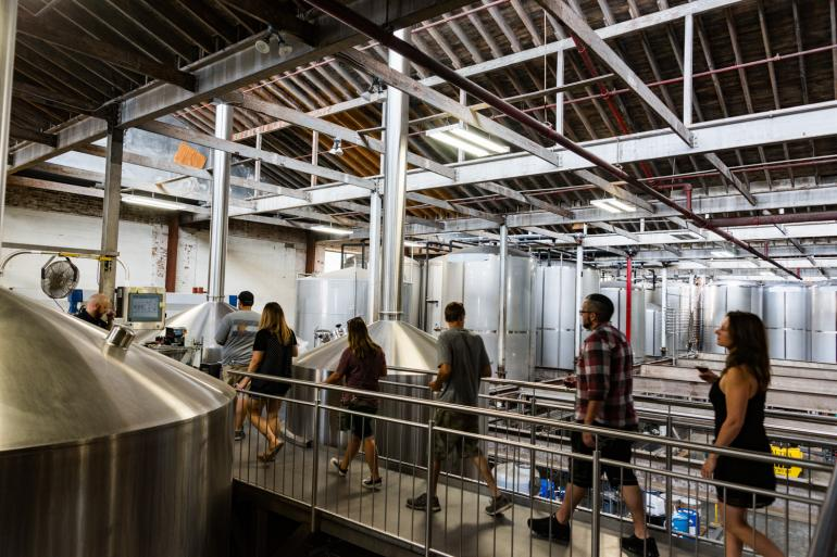 Rhinegeist Brewery Tours Photo #1