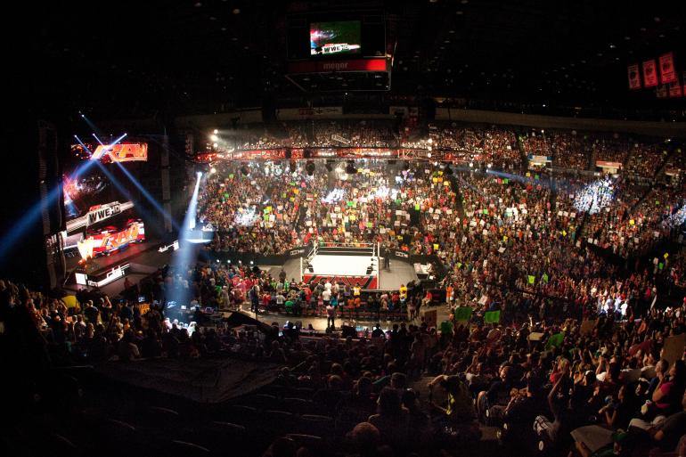 U.S. Bank Arena Photo #9