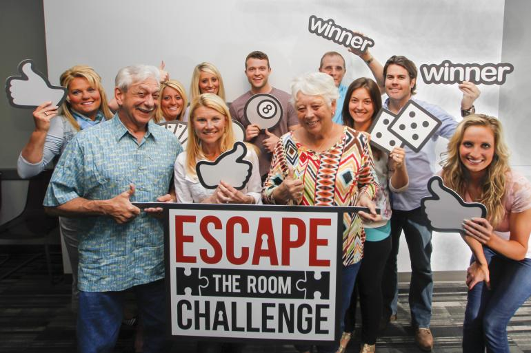 Escape The Room Challenge Photo #5