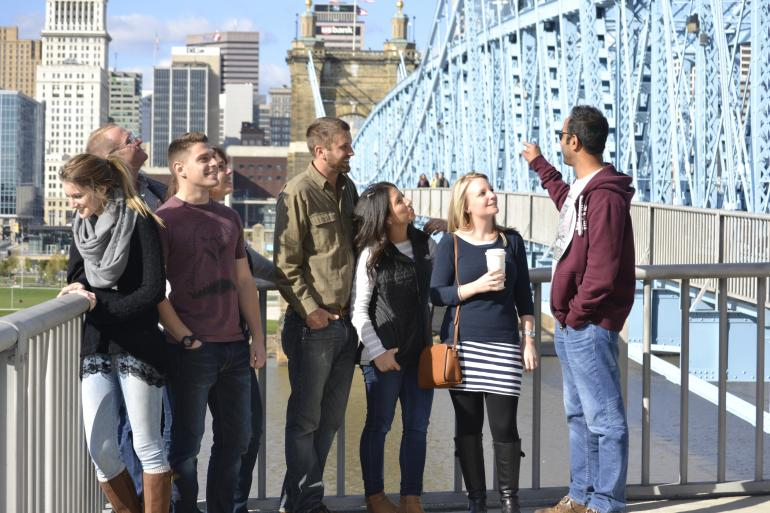 Riverside Food Tours: Roebling Point Tour Photo #0