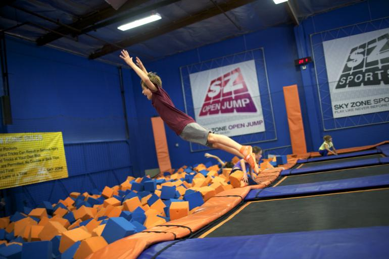 Sky Zone Springdale Photo #0