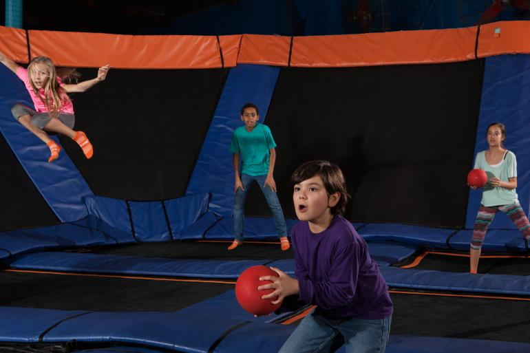 Sky Zone Springdale Photo #7