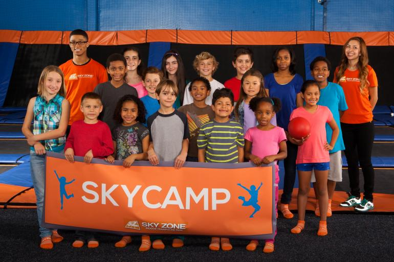 Sky Zone Springdale Photo #6