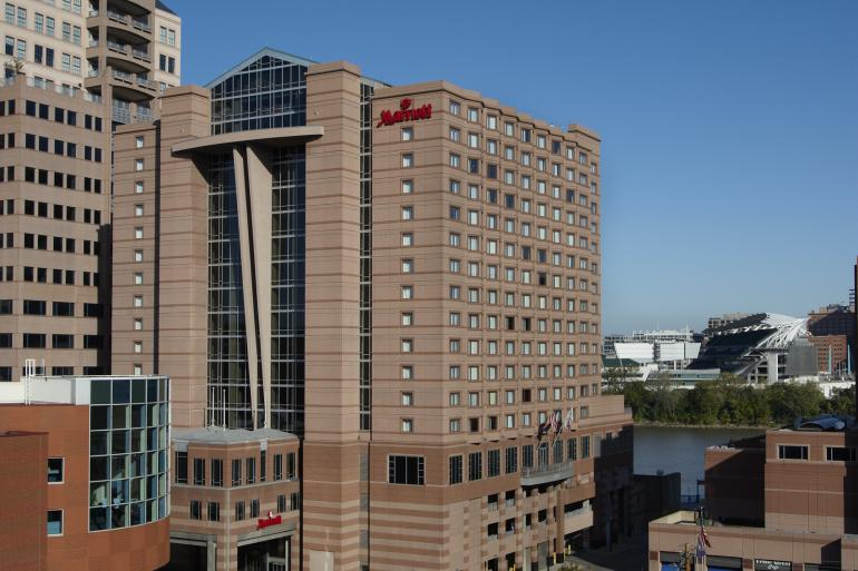 Cincinnati Marriott RiverCenter Photo #1