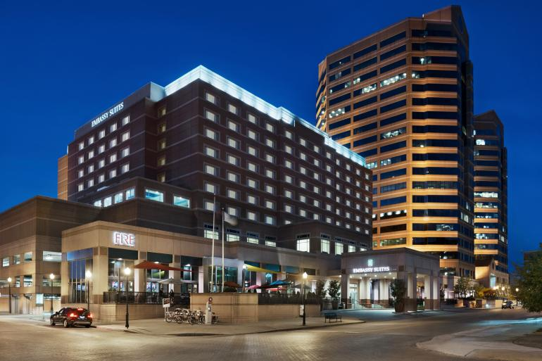 Embassy Suites Cincinnati RiverCenter Photo #4