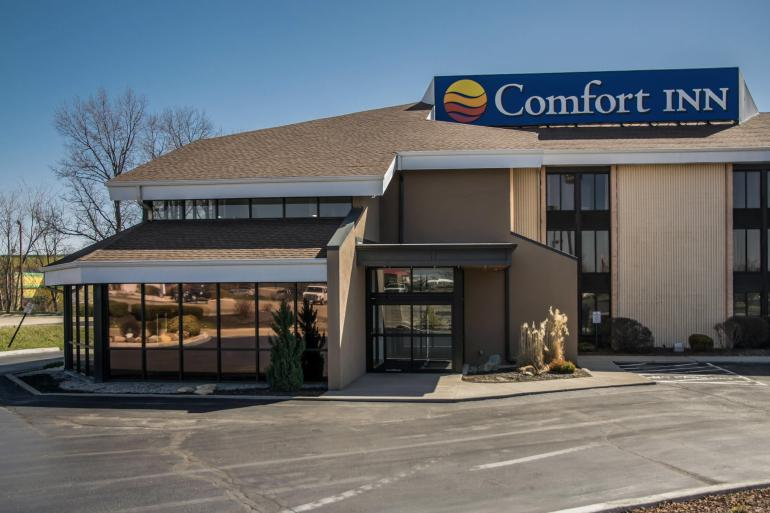 Comfort Inn Northeast Photo #0