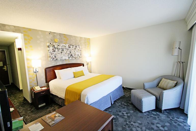 Courtyard By Marriott Cincinnati Airport Photo #1