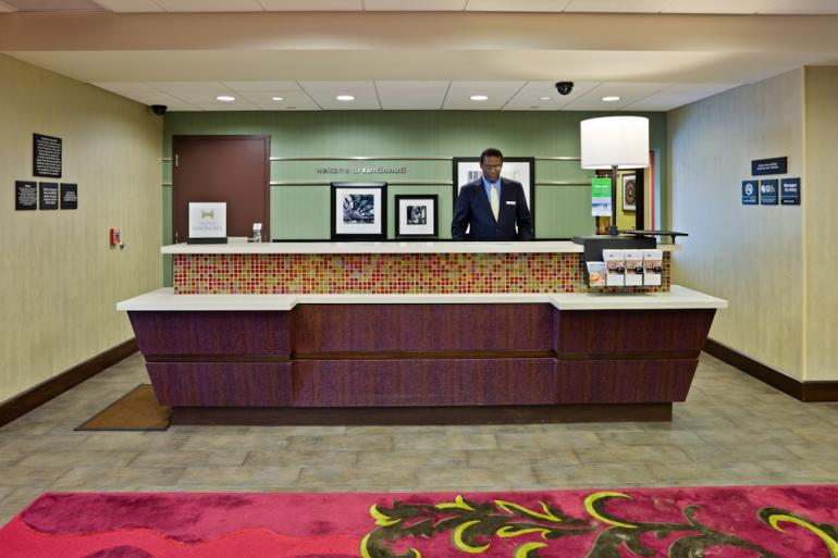 Hampton Inn and Suites Uptown University Area Photo #5