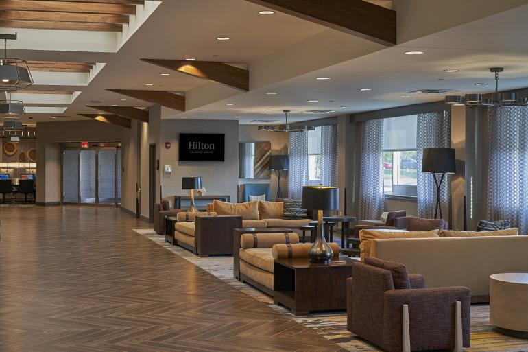 Hilton Cincinnati Airport Photo #7