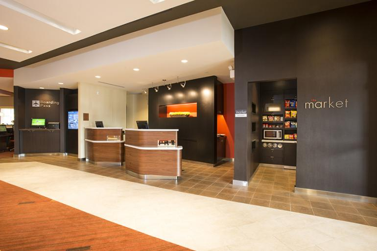 Courtyard by Marriott Cincinnati Midtown/Rookwood Photo #3