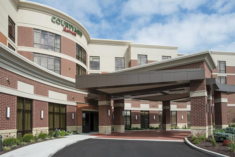 Courtyard by Marriott Cincinnati Midtown/Rookwood Photo #5
