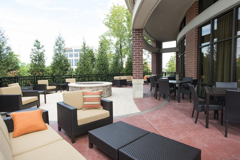 Courtyard by Marriott Cincinnati Midtown/Rookwood Photo #4