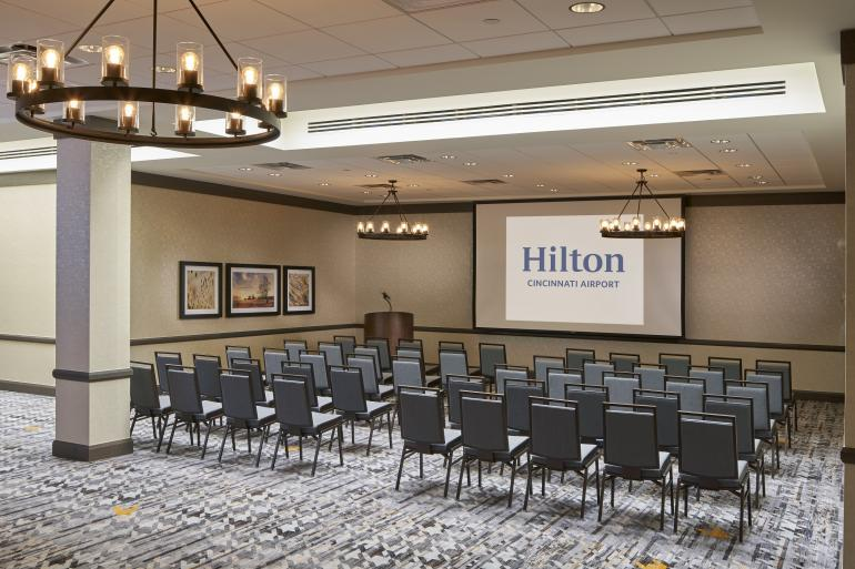 Hilton Cincinnati Airport Photo #9