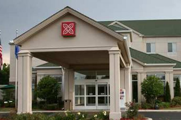Hilton Garden Inn Cincinnati Sharonville Photo #0