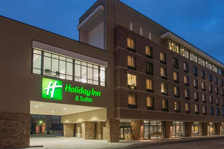 Holiday Inn Hotel & Suites Cincinnati Downtown Photo #0