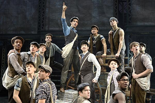 Newsies, Broadway in Cincinnati