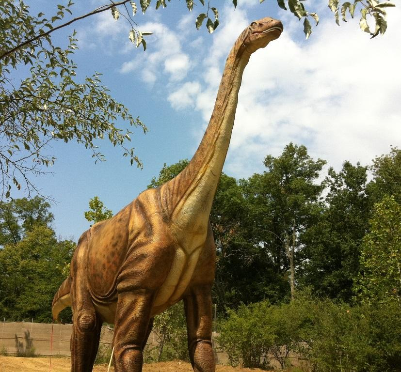 Dinosaurs Alive! at Kings Island