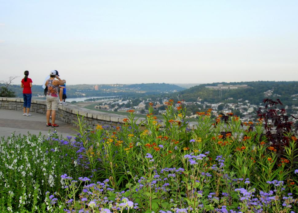Eden Park Overlook (photo: Cincinnati Park Board)