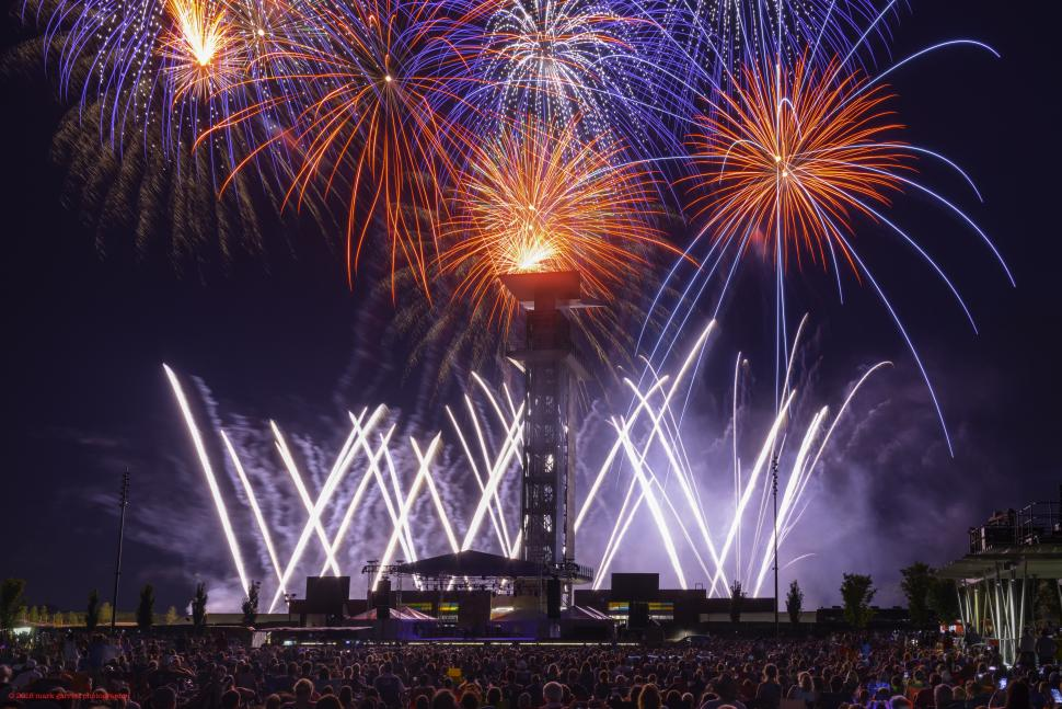 Rio Vista 4th Of July Events 2020.4th Of July Fireworks Cincinnati 2019 Fourth Of July