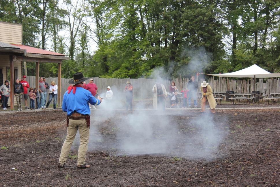 Old West Festival Gunfight (photo: Old West Festival)