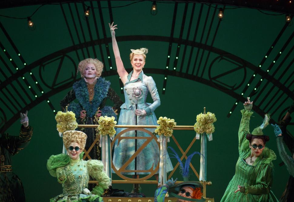 Wicked at Aronoff Center for the Arts (photo: Joan Marcus)