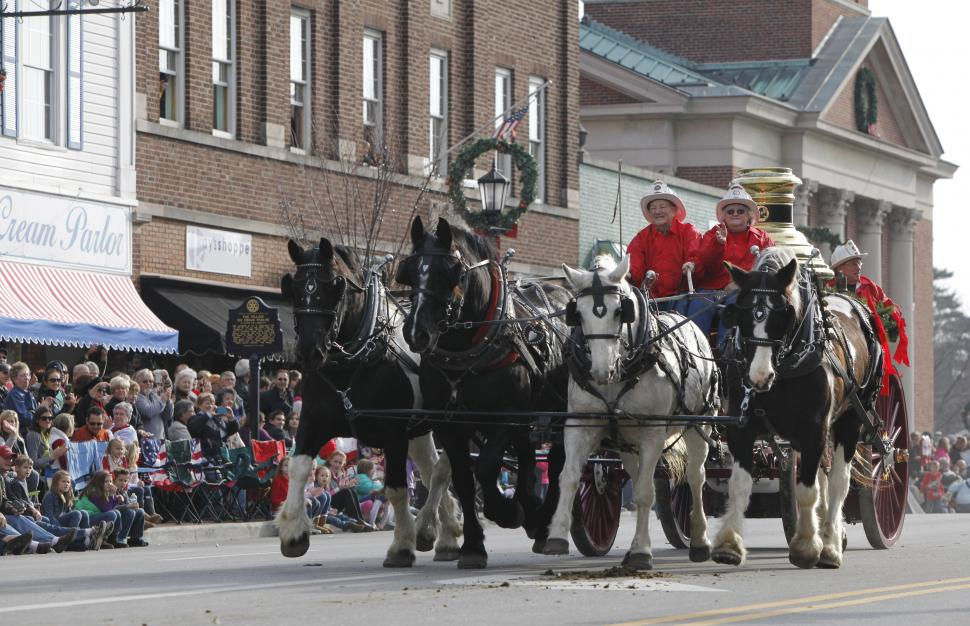 Lebanon Holiday Parade