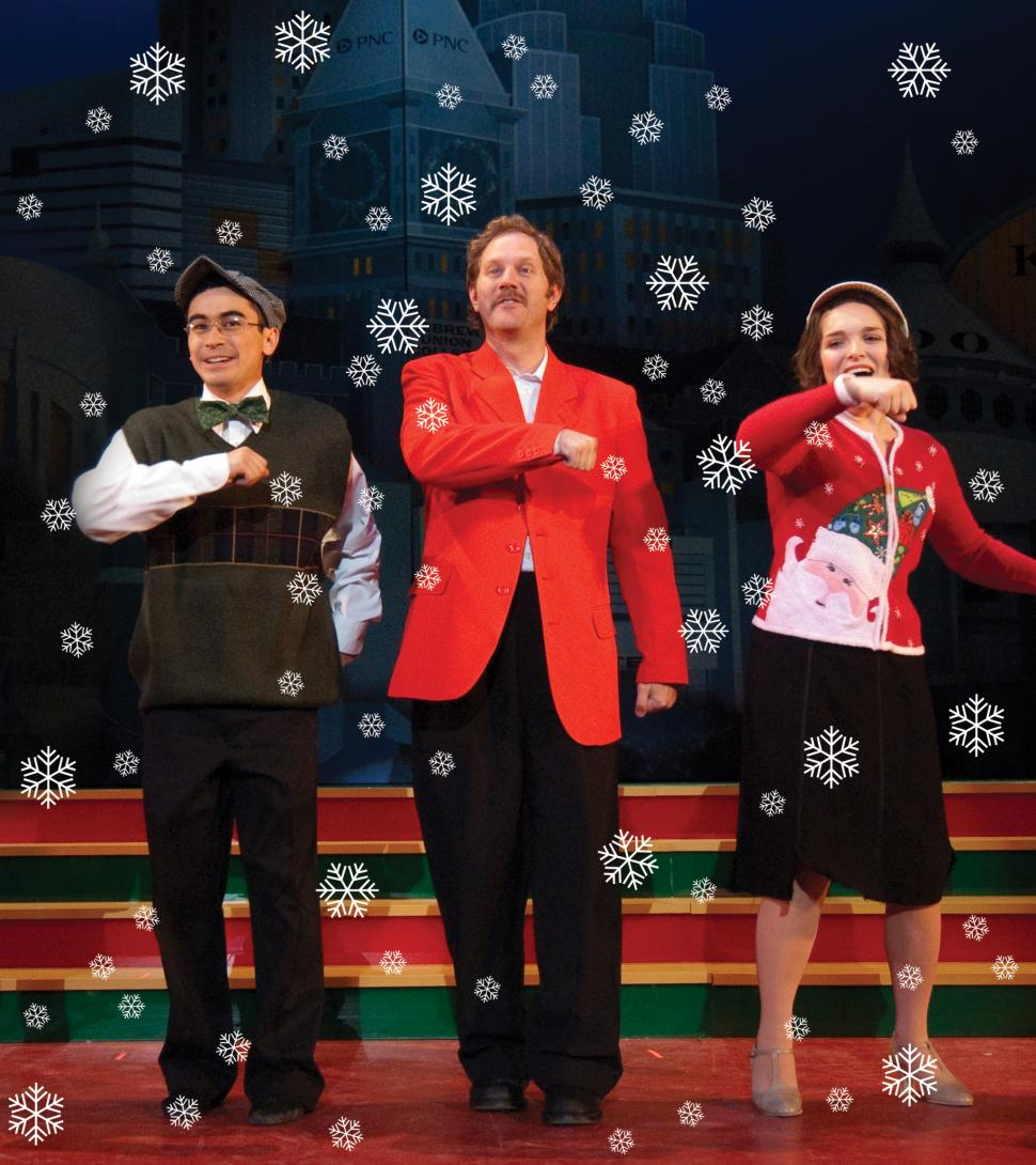 TCT On Tour Presents: Celebrate the Season (photo: Mikki Schaffner)