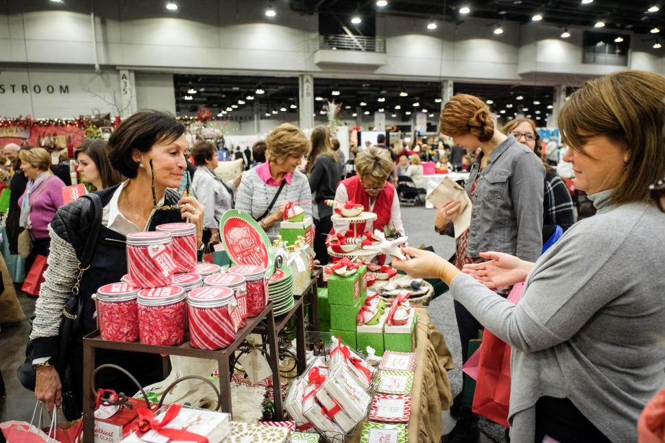 Greater Cincinnati Holiday Market (photo: Hart Productions)
