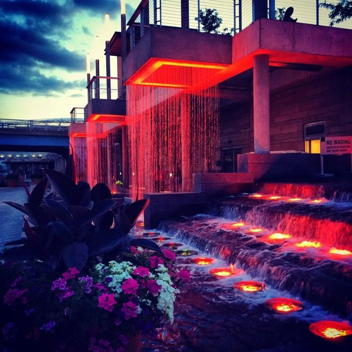 Fountains at Smale Riverfront Park (photo: Nedra McDaniel)