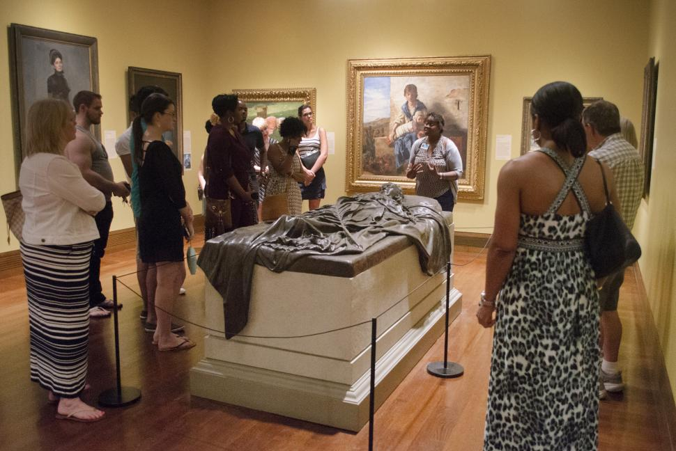 Tours at Cincinnati Art Museum (photo: Cincinnati Art Museum)
