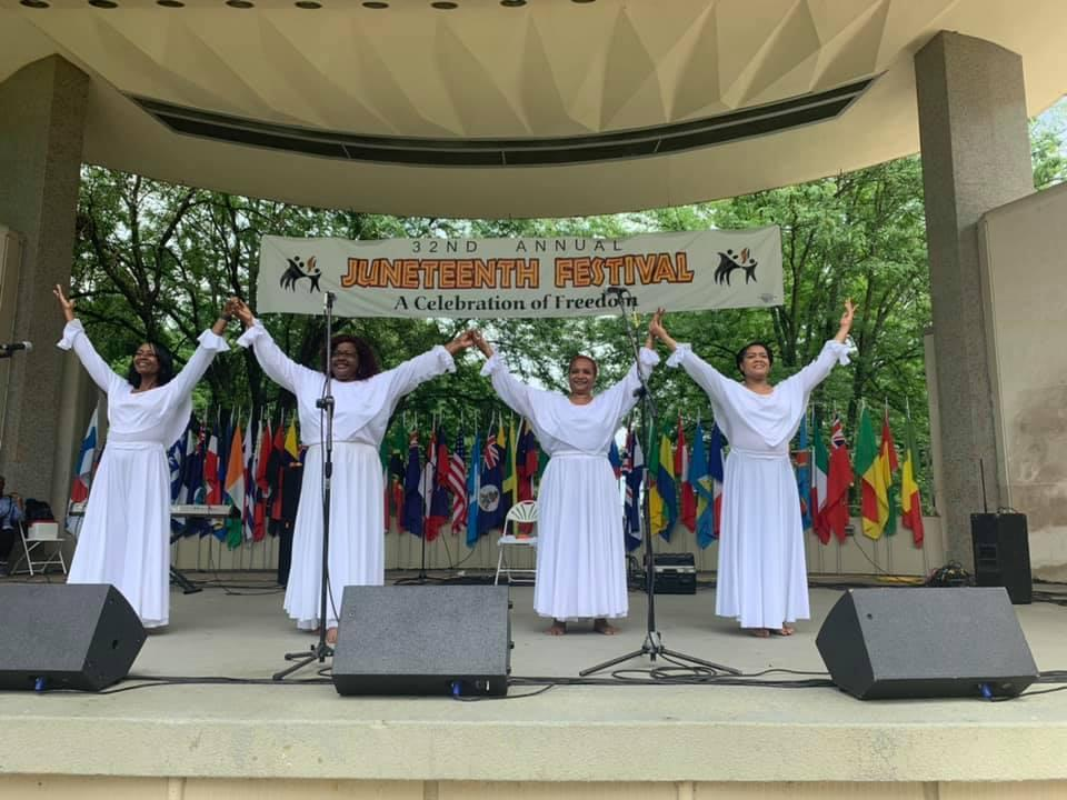 Cincinnati Juneteenth (photo: Cincinnati Juneteenth Festival)