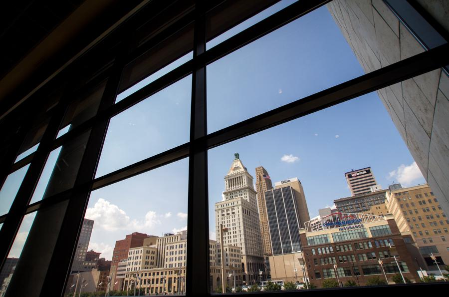 Freedom Center views (photo: Ronald M. Salerno)