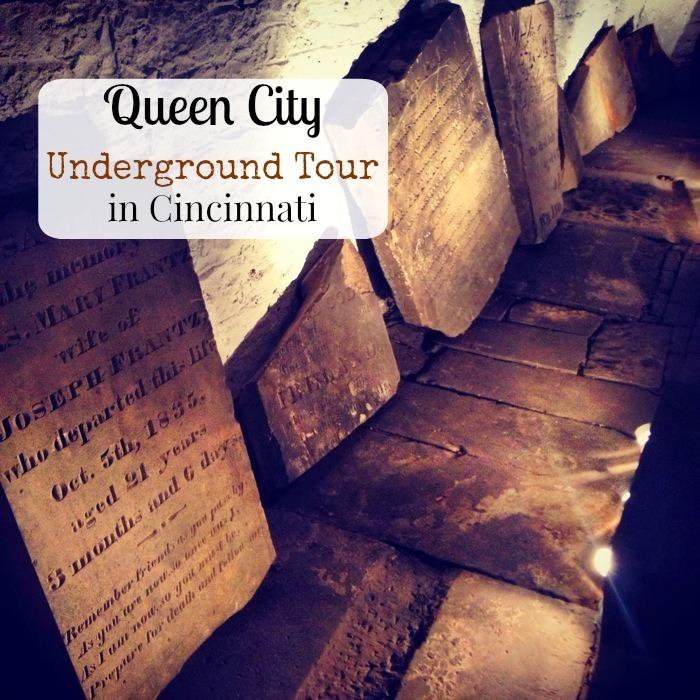 Queen City Underground Tour