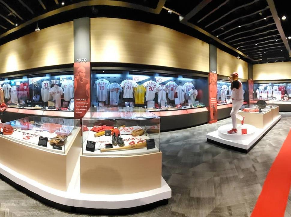 Reds Hall of Fame and Museum (photo: @old_dominion_medic)
