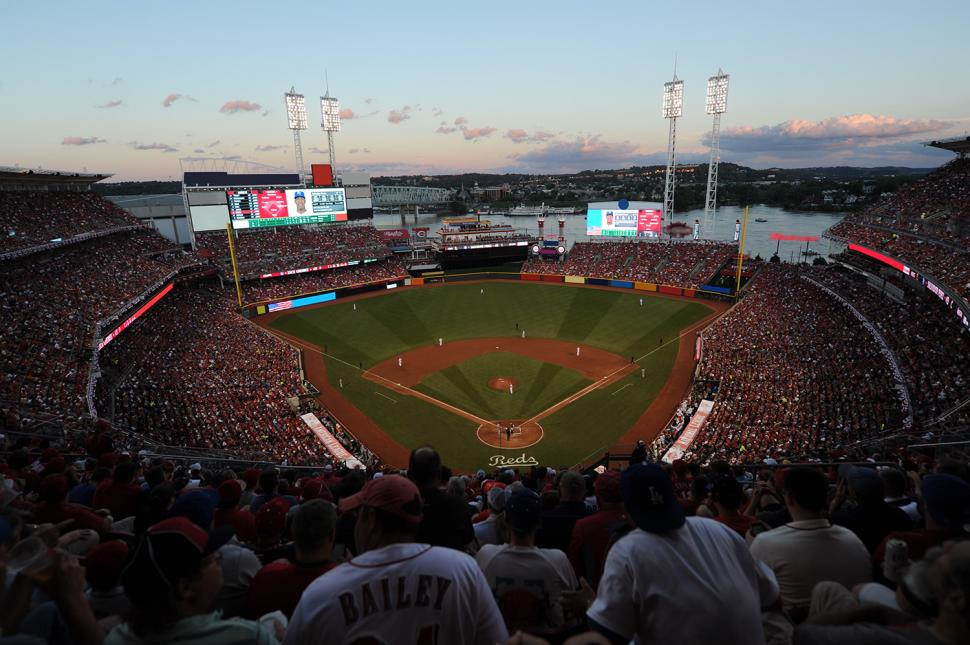 Cincinnati Reds at Great American Ball Park