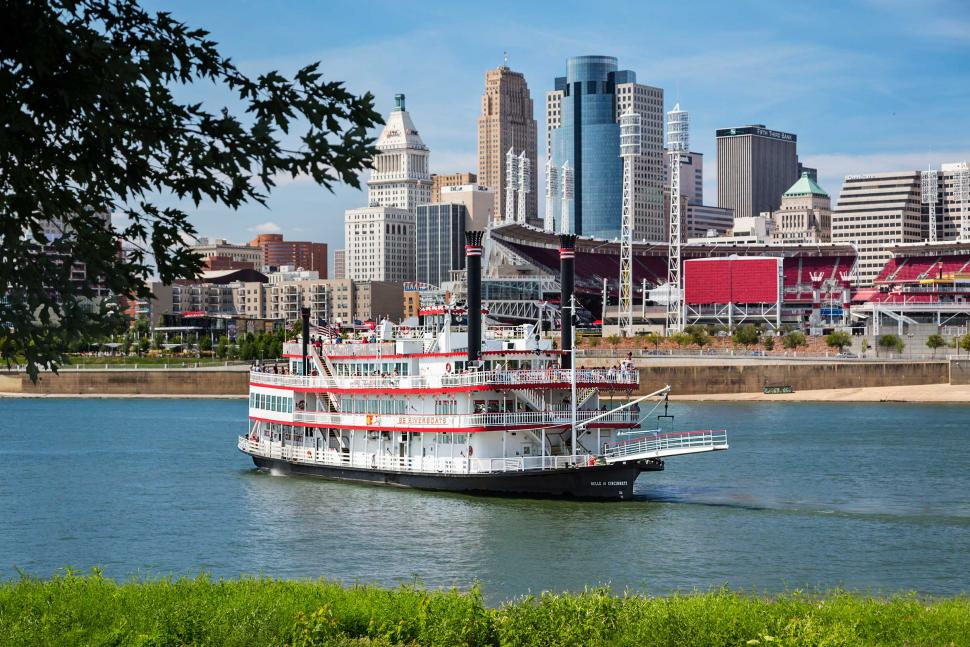 Cincinnati Tours: BB Riverboats