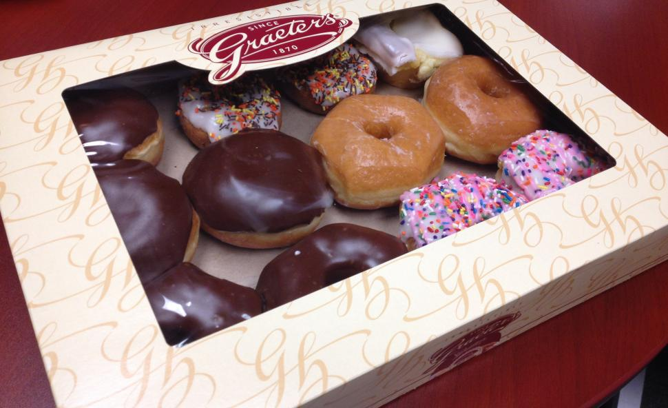 Graeter's donuts