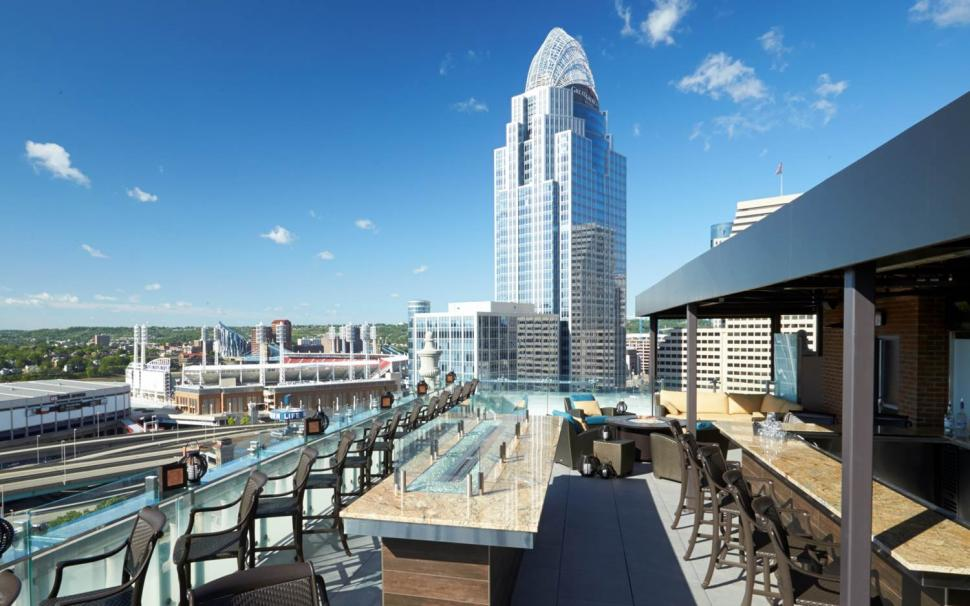 Top of the Park at Residence Inn (Photo: OMS Photography)