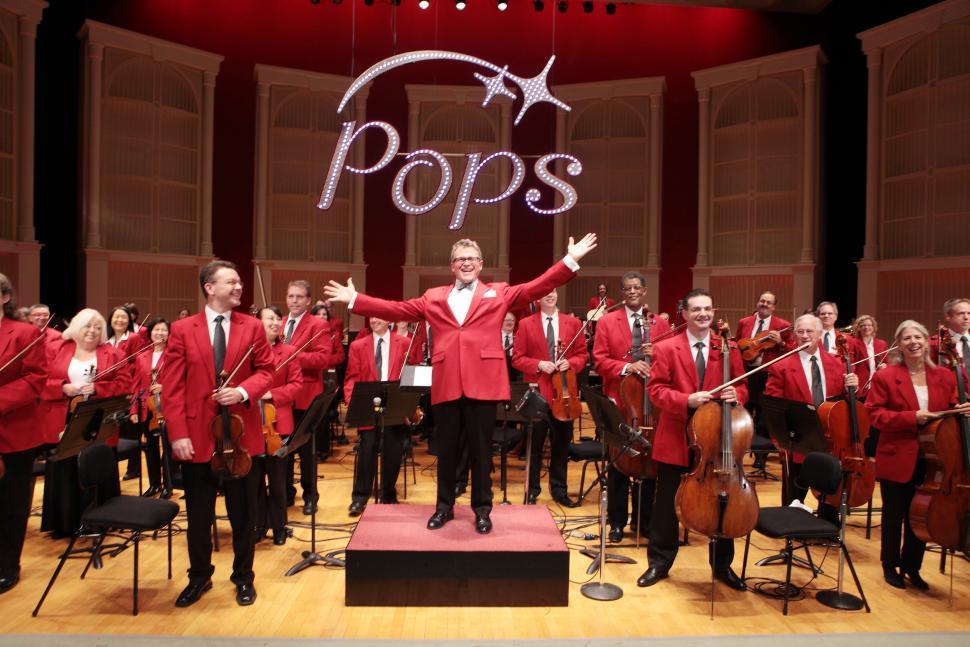 Cincinnati Pops Orchestra (photo: Mark Lyons)