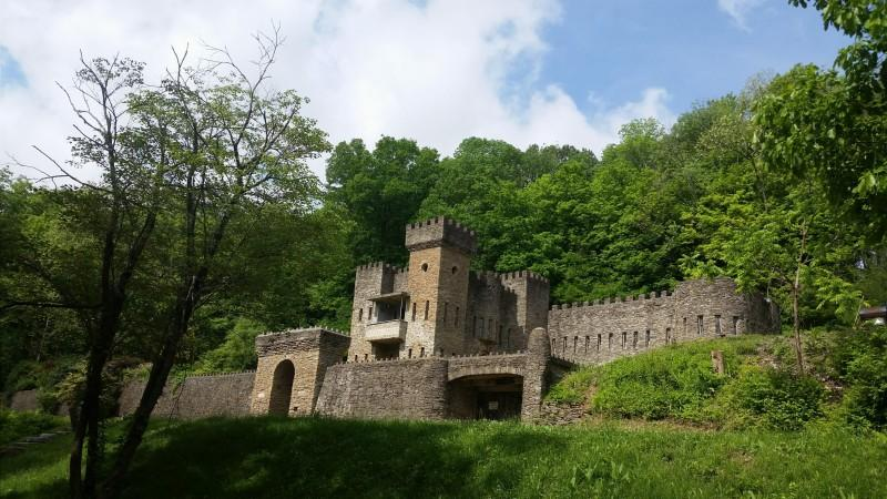 Loveland Castle (photo: Terri Weeks)