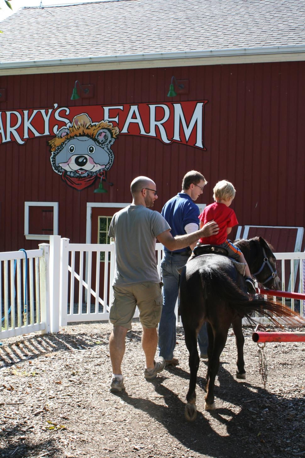 Parky's Farm - Photo courtesy of Great Parks of Hamilton County