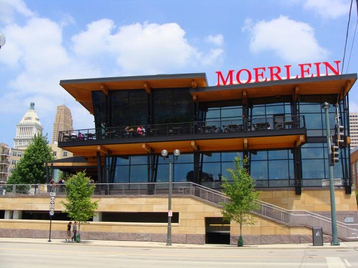 A Brew With View At Moerlein Lager House