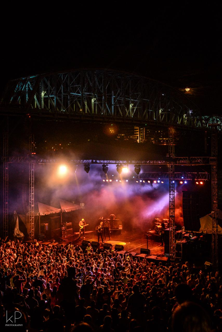 Foxy Shazam at Bunbury Music Festival 2014 (photo: KP Photography)