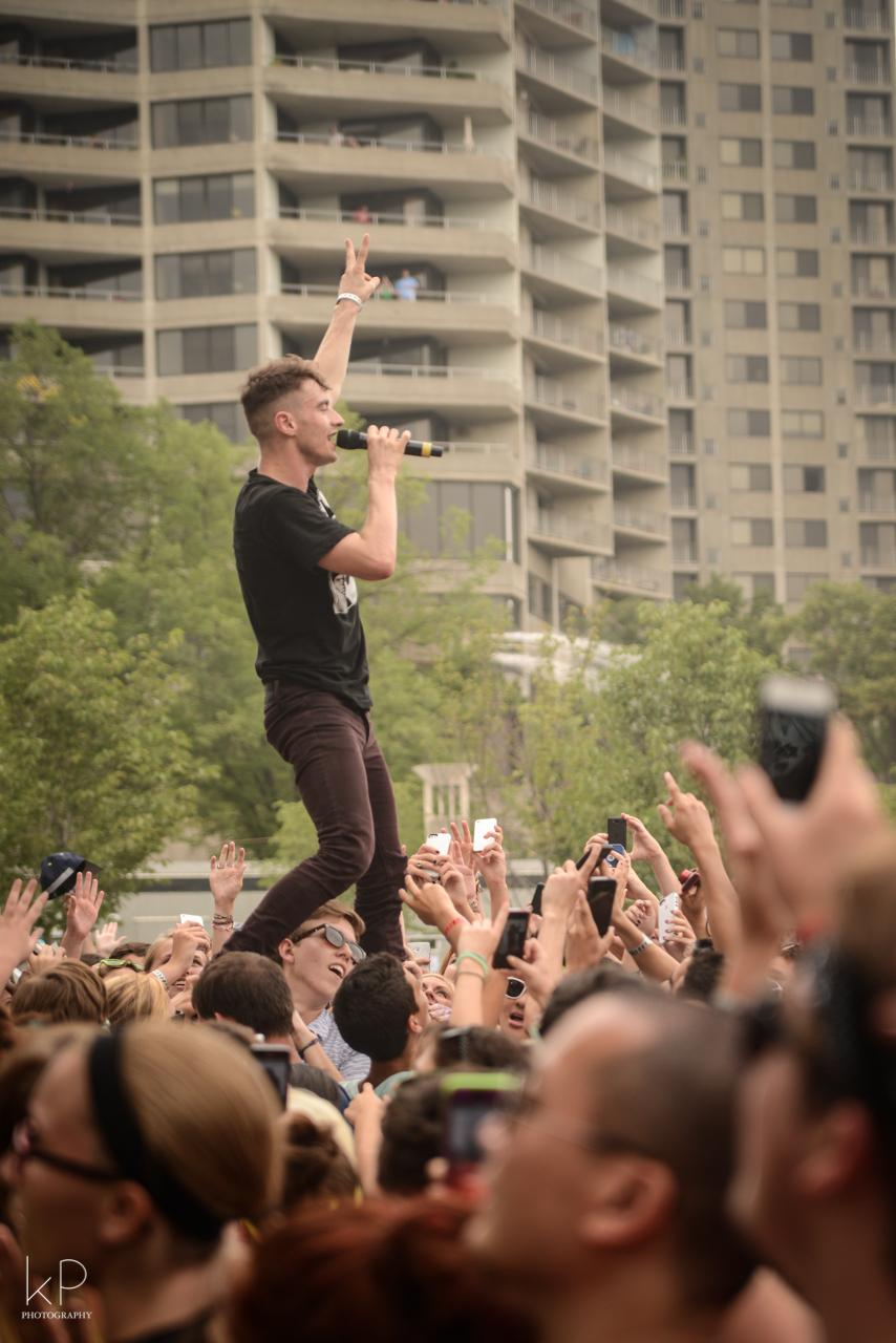 New Politics :: Bunbury Music Festival 2014 :: Photo courtesy of KP Photography