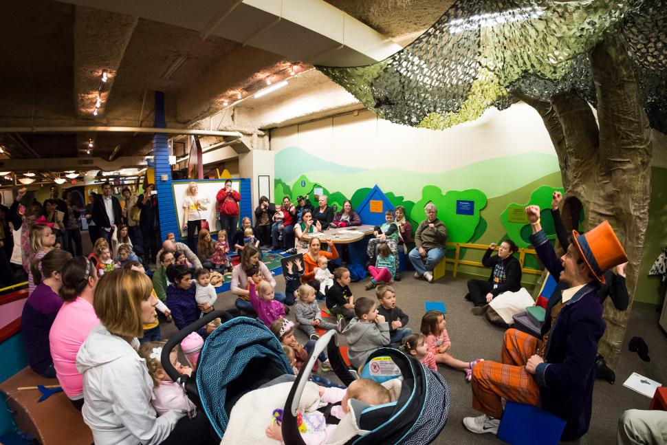 Duke Energy Children's Museum (photo: Cincinnati Museum Center)